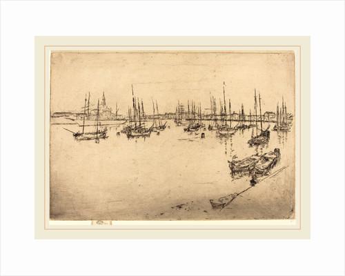 San Giorgio, 1880 by James McNeill Whistler