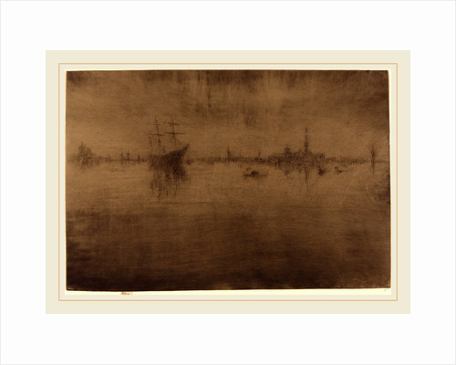 Nocturne by James McNeill Whistler