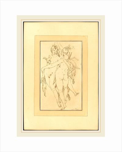 Sculpture, Painting, Architecture by Johann Gottlieb Prestel