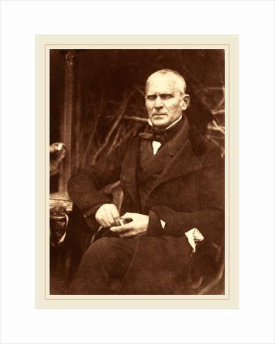 William McNab, 1843-47 by David Octavius Hill and Robert Adamson