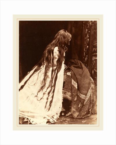 Prayer, 1843-47 by David Octavius Hill and Robert Adamson