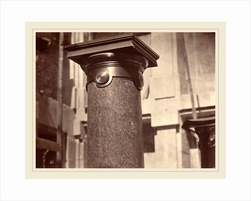 Rostral Column, 1868 by Louis-Émile Durandelle