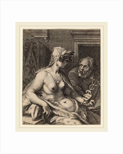 Poetry by Cornelis Jacobsz Drebbel