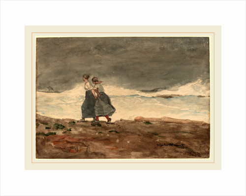 Danger by Winslow Homer