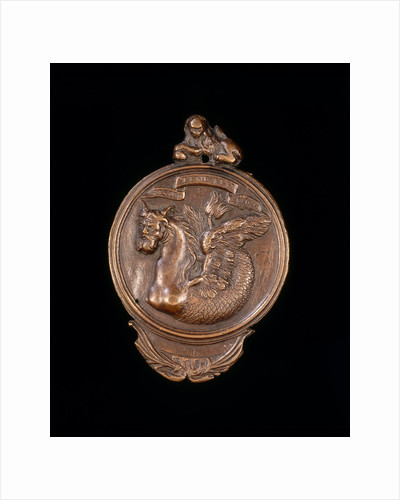 Allegorical Plaquette obverse, first half 16th century by Anonymous