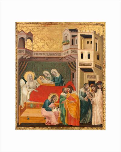 Italian, Scenes from the Life of Saint John the Baptist, probably 1330-1340 by Master of the Life of Saint John the Baptist
