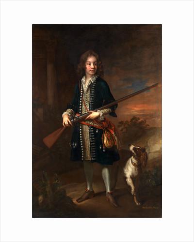 John Poulett, 1st Earl Poulett John, 1st Earl Poulett, of Hinton St. George, Somerset John, 1st Earl Poulett, as a boy by John Closterman