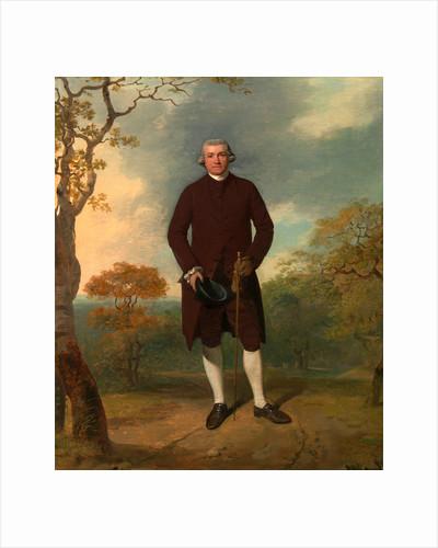 Portrait of a Man, called George Basil Woodd Called Basil Woodd by Francis Wheatley