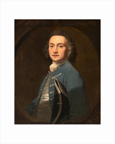 An Unknown Man by Sir Joshua Reynolds