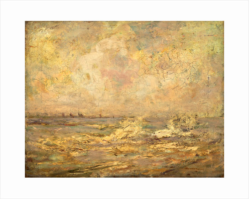 Seascape by George Grosvenor Thomas