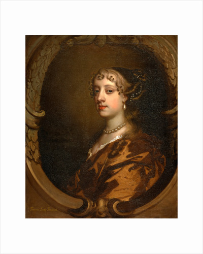 Lady Frances Savile, Later Lady Brudenell by Peter Lely