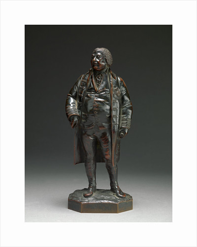 Sculpture, George III by Lawrence Gahagan