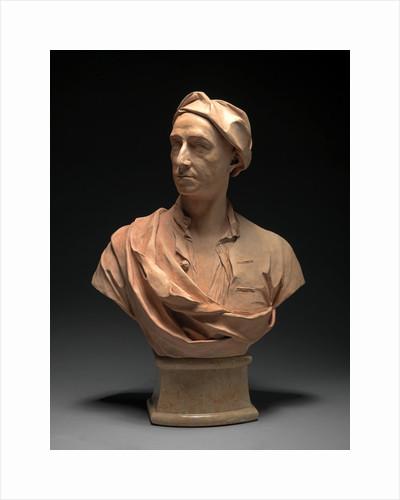 Bust of a Man, Probably Pieter Tillemans by John Michael Rysbrack
