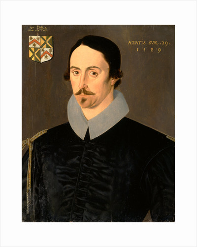 An Unknown Man, Aged 29, Possibly of the Kempe Family by Anonymous