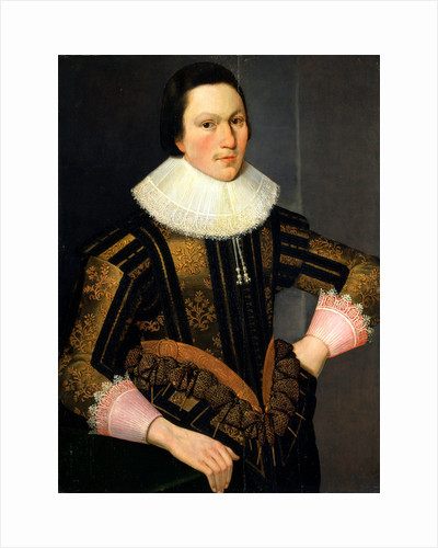 An Unknown Young Man An Unknown Young Man, c.1620-5 by Anonymous