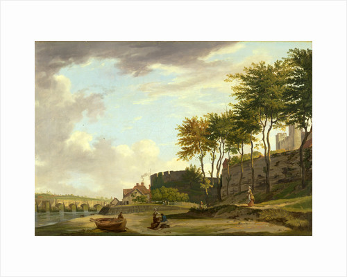 The Medway at Rochester by Francis Wheatley
