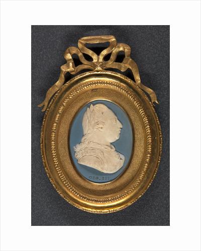 King George III by Josiah Wedgwood