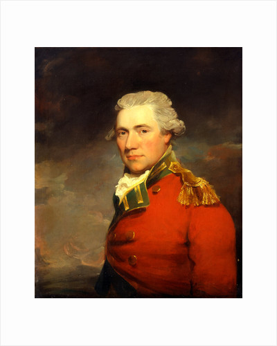An Unknown British Officer, Probably of 11th (North Devonshire) Regiment of Foot, c.1800 by John Hoppner