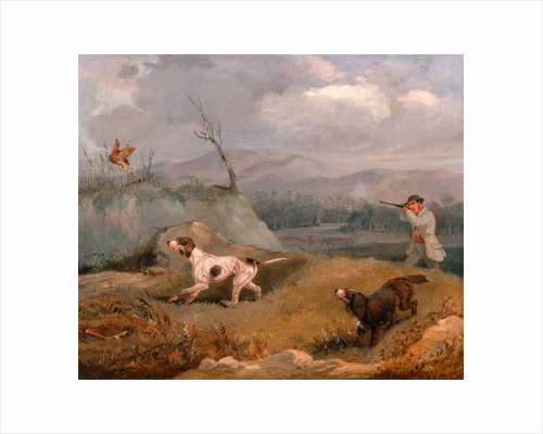 Grouse Shooting by Henry Thomas Alken