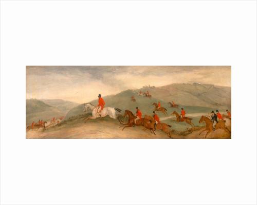 Foxhunting: Road Riders or Funkers by Richard Barrett Davis