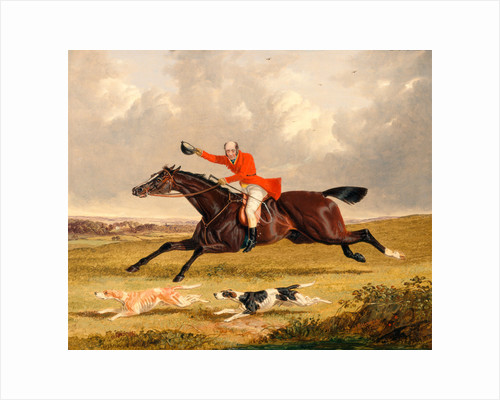 Foxhunting: Encouraging Hounds Capping Hounds and Full Cry by John Frederick Herring