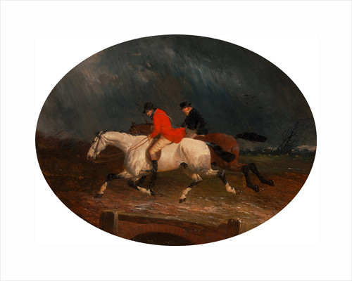 Returning from the Hunt The Return from the Hunt in the Rain by John Frederick Herring Jr.