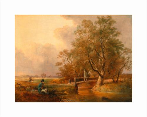 Fishing: Bottom Fishing, William Jones by William Jones