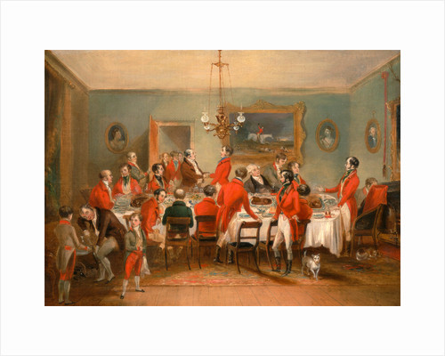 Bachelor's Hall: The Hunt Breakfast by Calcraft Turner
