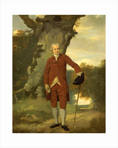 Portrait of a Man, Possibly Mr. Barclay Mr. Thrale by Francis Wheatley