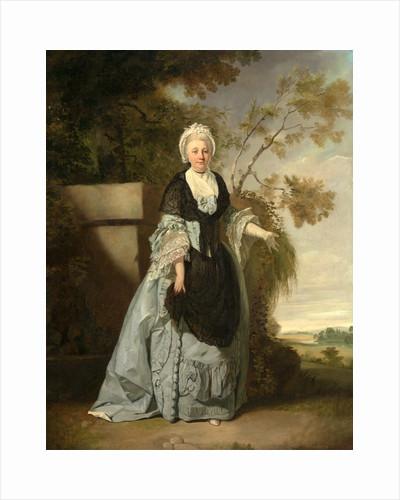 Mrs. Bentley by Francis Wheatley
