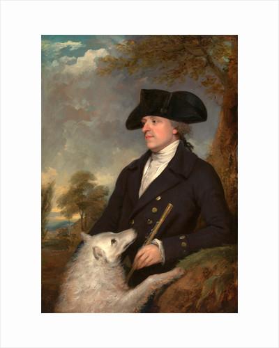 Captain Stevens by Francis Wheatley