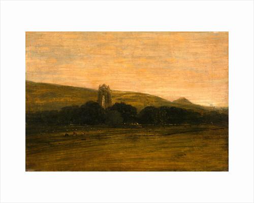 Guisborough Priory by Thomas Girtin