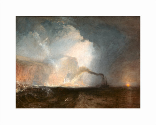 Staffa, Fingal's Cave by Joseph Mallord William Turner