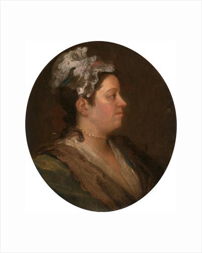 Mary Hogarth by William Hogarth