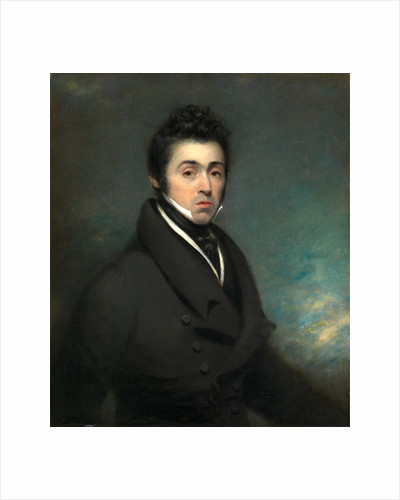 An Unknown Man by George Chinnery