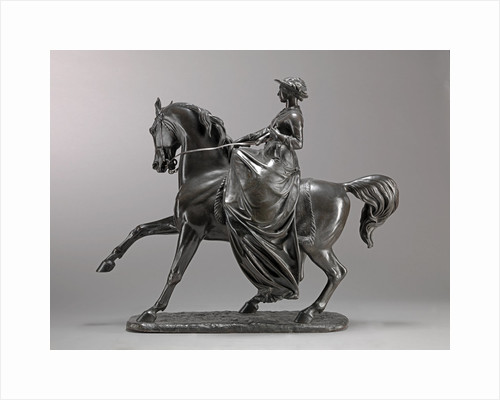 Queen Victoria on Horseback by Thomas Thornycroft
