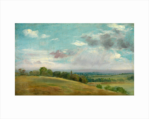 Landscape near Dedham by Lionel Constable