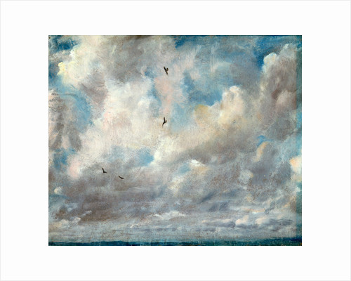 Cloud Study Stratocumulus Cloud by John Constable