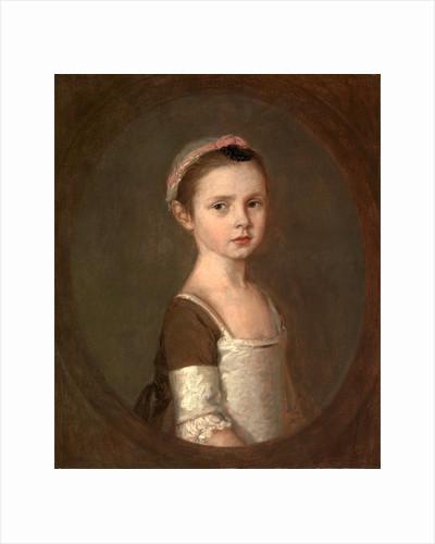 Miss Susanna Gardiner by Thomas Gainsborough