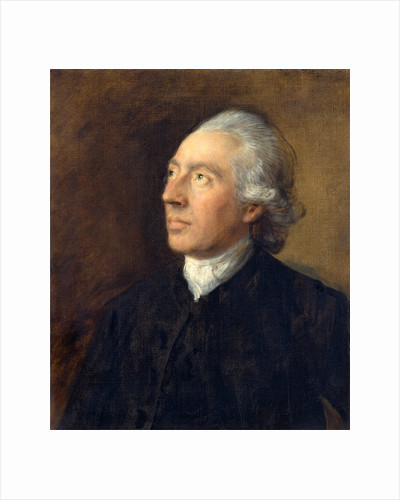 The Rev. Humphry Gainsborough by Thomas Gainsborough