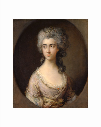 Mary Heberden by Thomas Gainsborough