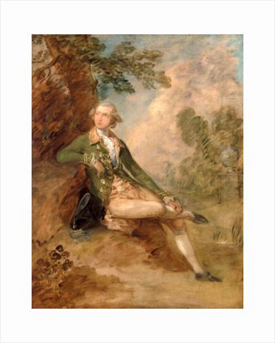 Edward Augustus, Duke of Kent Edward by Thomas Gainsborough