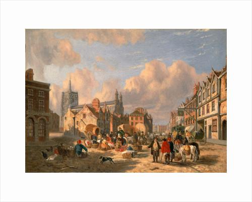 The Haymarket, Norwich by David Hodgson