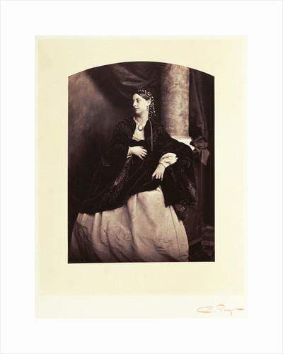 Portrait of a Woman (Portrait de femme) by Camille Silvy
