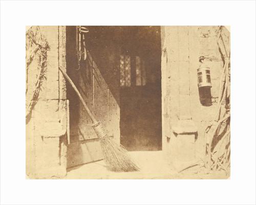 The Open Door. by William Henry Fox Talbot