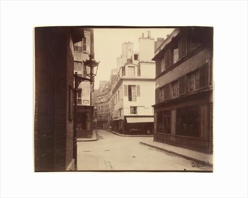 Rue Cardinale by Eugène Atget