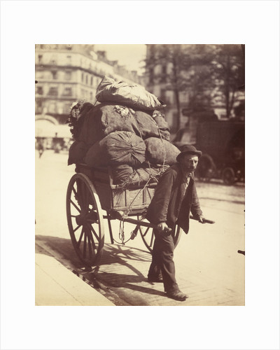 Chiffonier (Ragpicker) by Eugène Atget