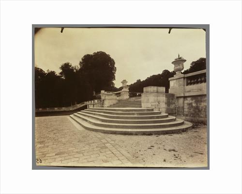 Parc de Saint Cloud by Eugène Atget