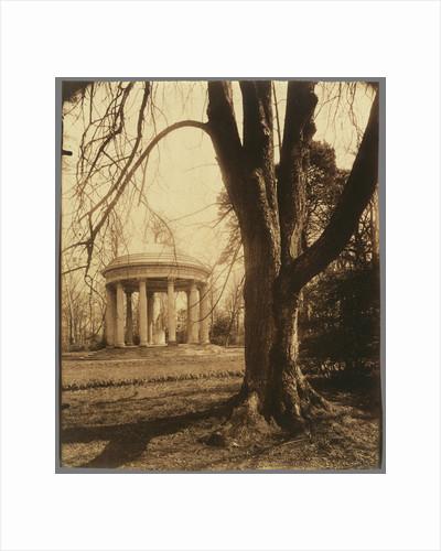 Petit Trianon (The Temple of Love, Petit Trianon) by Eugène Atget