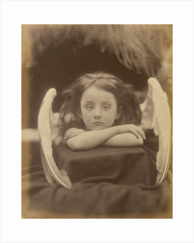 I Wait (Rachel Gurney) by Julia Margaret Cameron